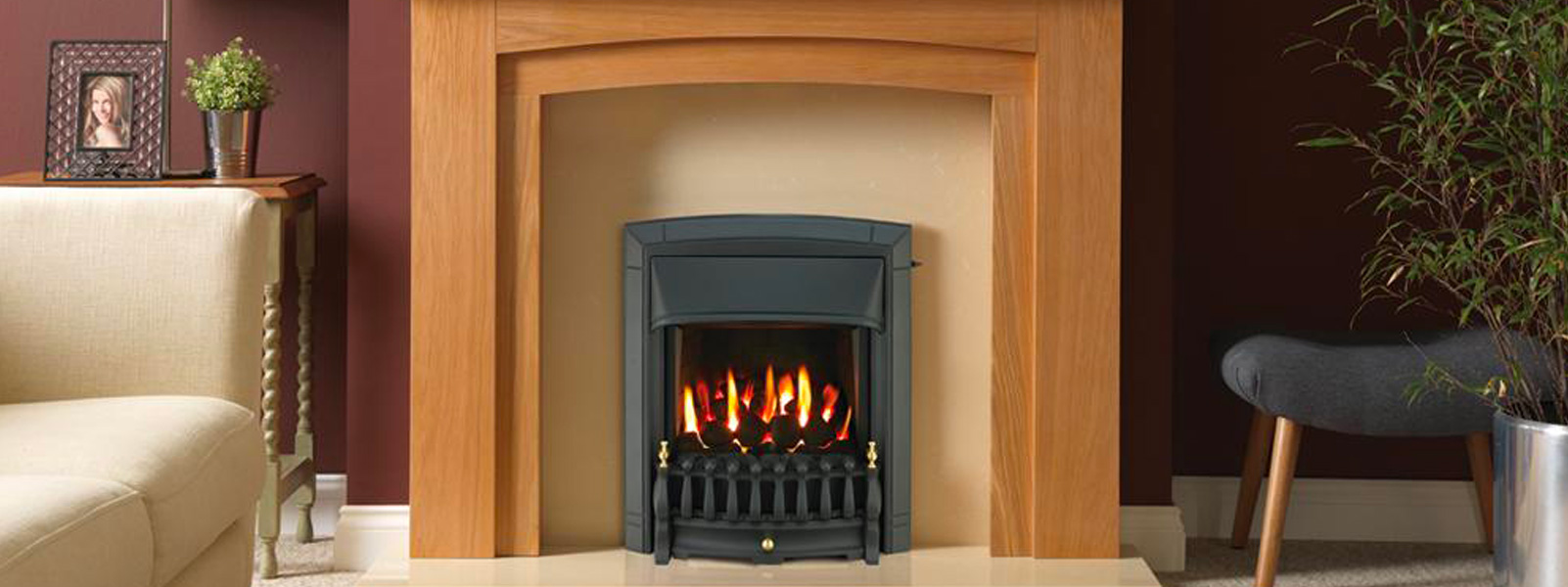 Fires and fireplaces from Kevin O'Brien Gas Services - Oakham aRutland