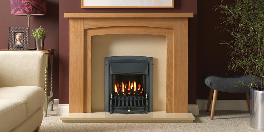 Kevin O Brien Gas Services Oakham - Fireplace image