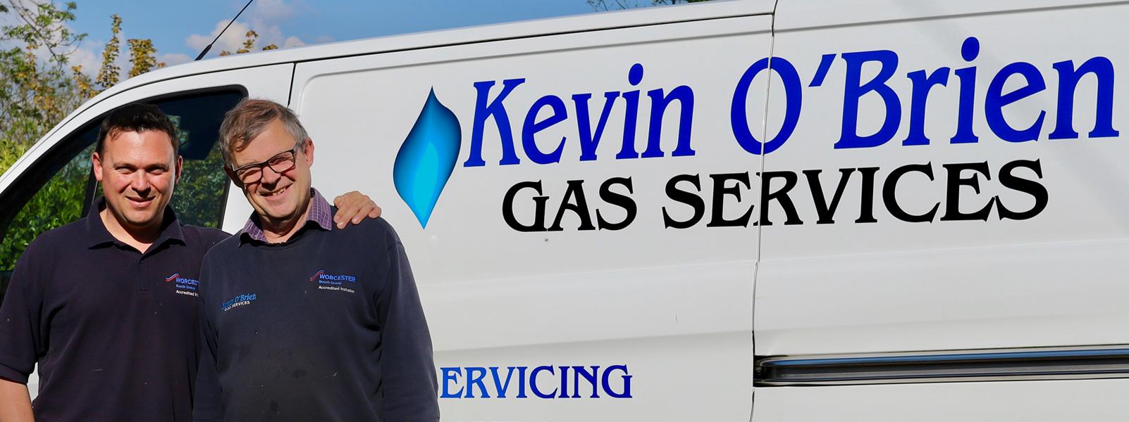 Kevin O'Brien Gas Services - Gas Plumbers Rutland