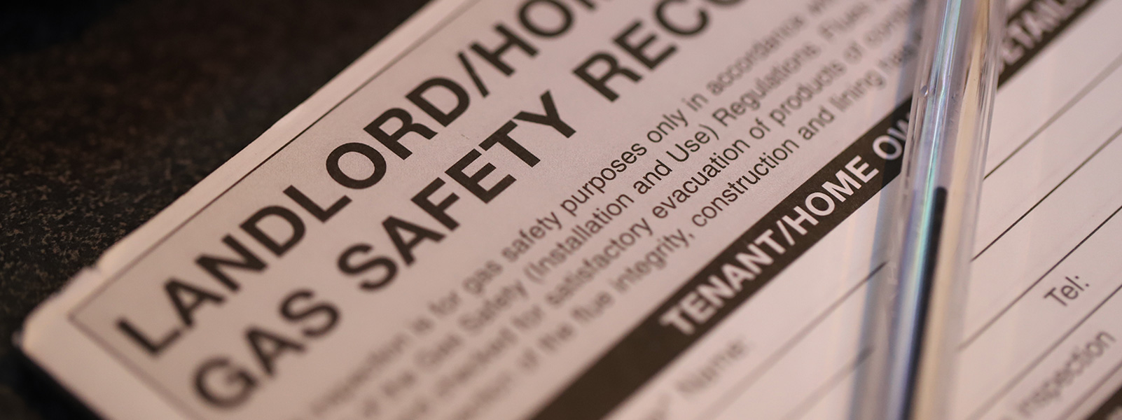 Landlord and Gas Safety Checks