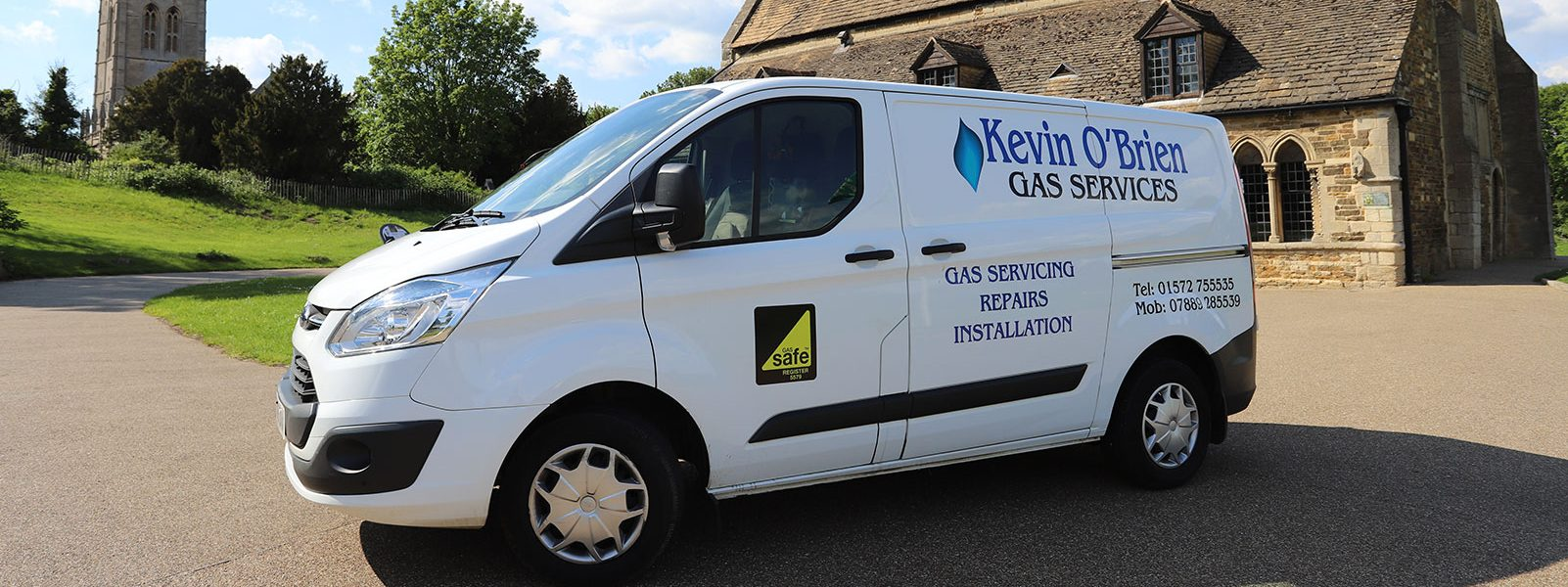 Kevin O'Brien Gas Services