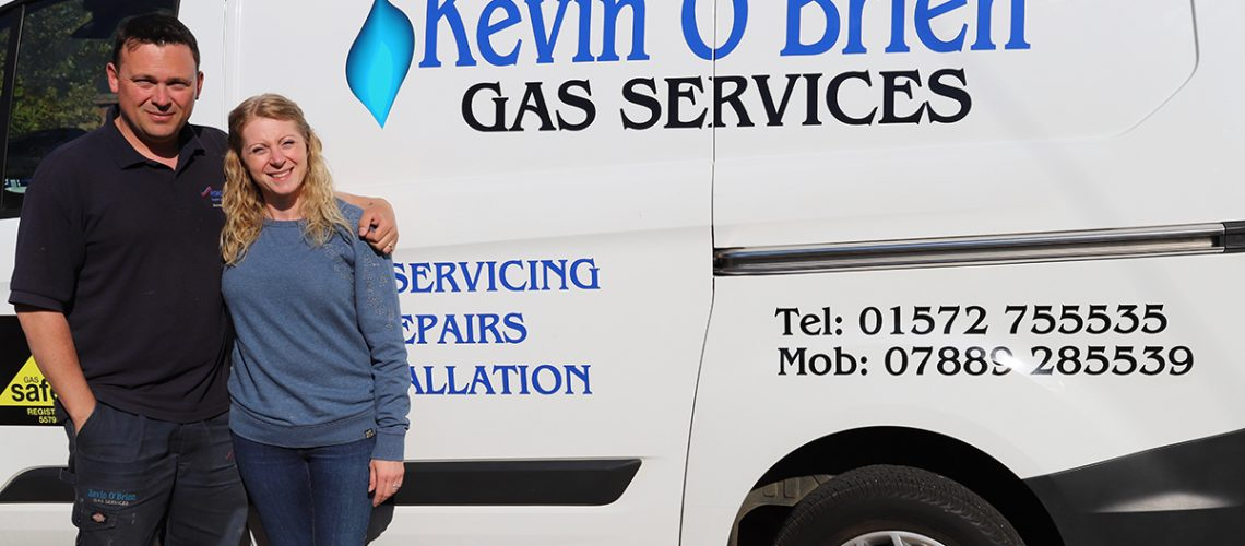 Kevin O Brien Gas Services Oakham Blog image - June 2019